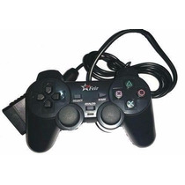Joystick Controle Com Fio Wireless Playstation 2 Ps2