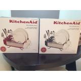 Kitchenaid Platera Y Escurridera De Platos De Acero