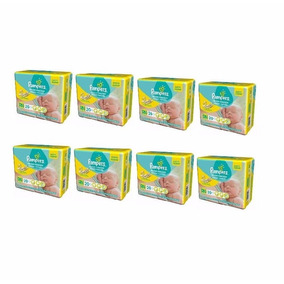 Pampers Extra Suave Rn X 160 Unidades Hasta 6 Kg