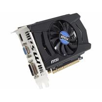 Placa De Vídeo Msi Geforce Gt 740 2gb Gddr5 Pci-e 3.0 Hdmi