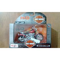 Harley Davidson Motocicleta 1997 Low Rider.
