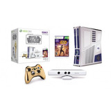 Xbox 360 Kinect Star War Edicion Especial 320gb Nuevo! T/fis