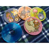 Discos Para Muñeca Antigua Mattel Basa