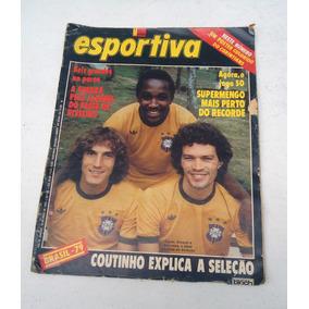 Revista Manchete Esportiva - Numero 83 - 05 / 1979