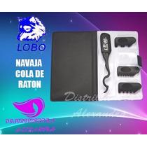 Lobo Navaja Cola De Raton Profesional