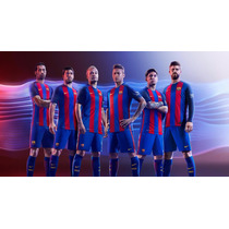 Nuevo Jersey Barcelona 2016 - 2017 Messi Neymar Suarez