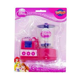 Mini Liquidificador Fricção Princesas Disney Toyng