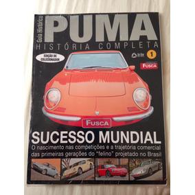 Guia Histórico Puma História Completa N 1