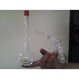 Micro Destilador Completo Com Um Balão 100ml 3 Baloes 50ml