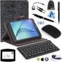 Eeekit Inalámbrica Bluetooth Teclado Mouse + Pu Cuero Funda
