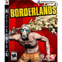 Juego Ps3 Borderlands - Ps3-3000022