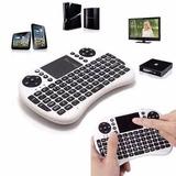 Kit Remoto Wi Fi Teclado Mouse Sem Fio Smart Tv Philips E +