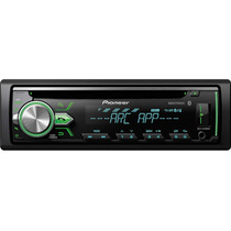 Autoestereo Pioneer Deh-x4900bt Cd, Mp3 Aux Bluetooth