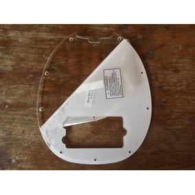 Escudo Music Man Sting Ray 4 Cordas Transparente 9 Furos