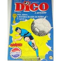Dico O Artilheiro 7 / 1978 Rge História Copa Do Mundo Placar