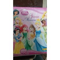 Album Glamour De Princesa Panini 67.9% Lleno Estampa Suelta