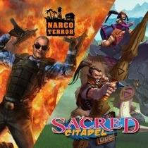 Kit: Narco Terror E Sacred Citadel - Codigo Psn Ps3
