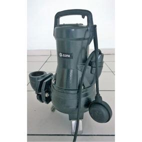 Bomba Sumergible Para Lodos 1.5 Hp Drainex 202 Espa