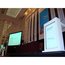 Podio Atril Pedestal De Orador Para Eventos Y Conferencias