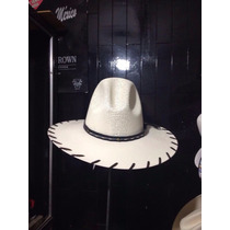 Docena Sombreros Estilo Robavacas,material Lona Panal