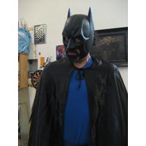 Capa Batman, Dark Knight, Disfraz, Super, Jocker, Burton Fx