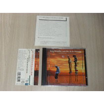 Cd Izzy Stradlin - And Ju Ju Hounds (japonês Obi) Guns Roses