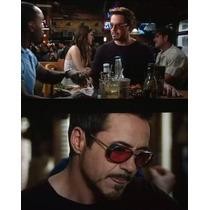 Lentes Sol Tony Stark Ironman Avengers 100% Importados Usa