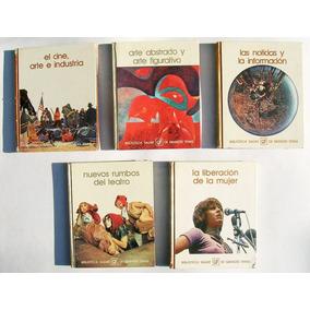 Biblioteca Salvat Gt Grandes Temas, Set De 5 Libros