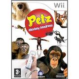 Juego Wii Petz Crazy Monkeyz