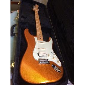 Fender Stratocaster Fsr Sunfire Orange Flake