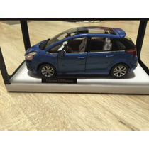 Miniatura Cararama Citroen C4 Picasso - 1/24