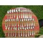 Lote 41 Antiguos Cucharas Sopera Te Tenedores Sellados