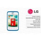 L G Android L20 ,wasap Libre Wi-fi Tactil Camara Economico
