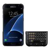 Funda Teclado Samsung Galaxy S7 Edge Keyboard Cover Original