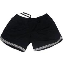 2 Shorts Con Puntilla. Talles Especiales, Xl Al 4xl