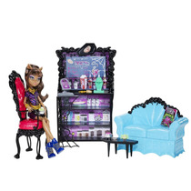 Oferta Clawdeen Wolf Loba Cafeteria Monster High Coffin Bean
