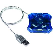 Hub Usb Multiplicador 4 Puertos Cable Usb 2.0 Nm-ac01