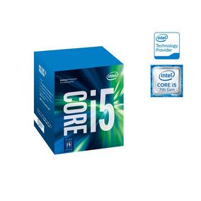 Processador Intel Core I5 7400 7ª Geraçao - Com Cooler Box