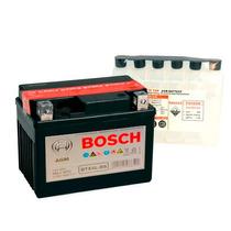 Bateria De Moto Bosch Honda C-100 Biz Es Ano 2003 Até 2013