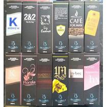 Kit 12 Perfumes Para Revender Preço De Atacado Bio Instinto