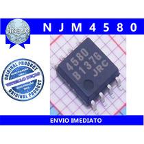 Njm4580m Njm4580 Ci Smd 4580 Original