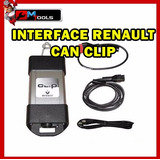 Interface Scanner Renault Can Clip Español