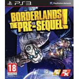 Borderlands The Pre-sequel Ps3, Nuevo Y Sellado