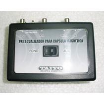 Tocadiscos/ Pre.p/ Magnetica Taiyo Calidad Profesional