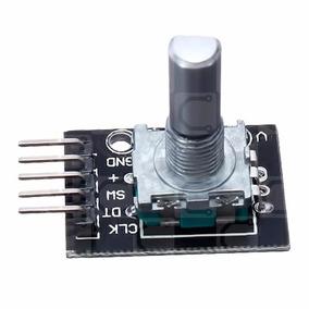 Encoder Giratorio Rotatorio Rotary Keyes Ky-040 Arduino