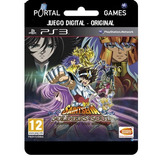 Saint Seiya Soldier Soul Ps3 Tenelo Hoy + 15% Audio Latino