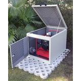 Cabina Acústica Insonorizada Generador Grupo Electrógeno