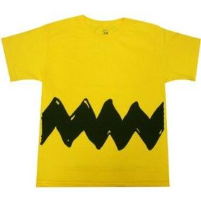 Cacahuetes Charlie Brown Traje Juventud Camiseta