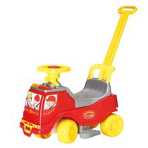 Mini Veículo Totoka Eletrônica Brinquedos Cardoso Bombeiro