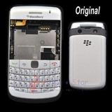 Carcaza / Carcasa Org Blackberry 9700/9780 Blanca / Negra